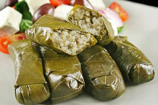 Dolmades , Quality  Greek Traditional Food by Sirtaki